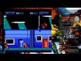 Battletoads and Double Dragon - Modehack L7 NES - Live-stream by Smokey &amp DeathDevil