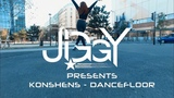 JIGGY - Dancefloor by Konshens (dance video)