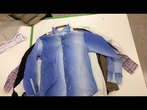м155.1. Рубашки мужские длинный рукав 1 сорт. Упаковка 24,9 кг. Цена 455 рубб/кг. с/с 96 руб/шт. Количество 118 шт. Цена упаковки 11329 руб. Светлана 8-912-669-07-72