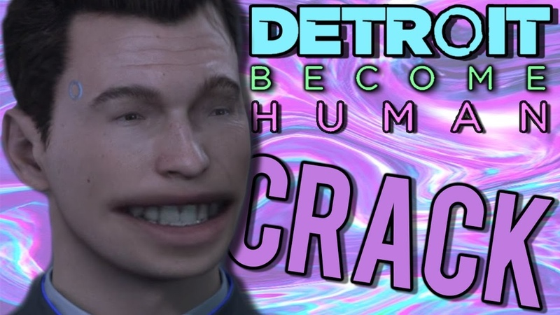 Detroit Become Human On Crack