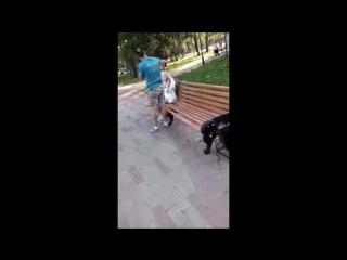 В Москве 17-летние парни избили девочку 13 лет