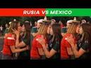 Russia Vs Mexico Kiss (Russia World Cup 2018)