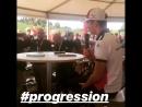 Шарль Леклер на мероприятии Passione Alfa Romeo в Хивилле 22.09.2018 3