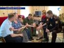 Сотрудники Росгвардии побывали в гостях у семьи погибшего сослуживца