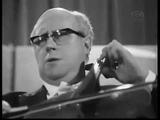 Menuhin, Rostropovich, Kempff Beethoven Trio Op 97 Archduke Paris, 1974
