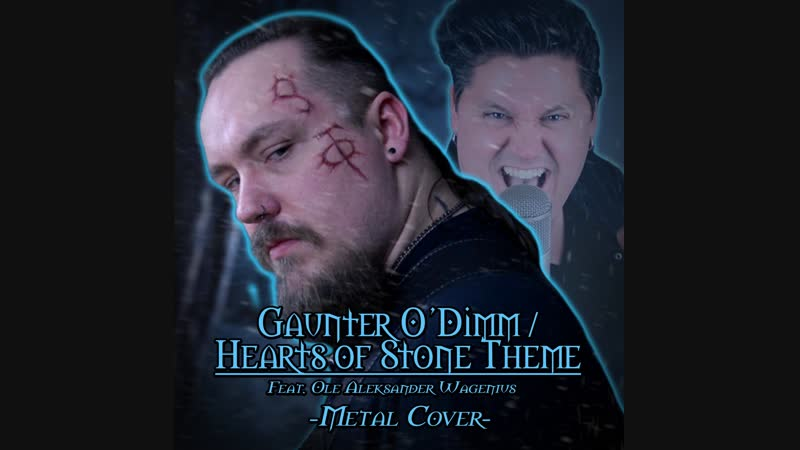 The Witcher 3 - Gaunter ODimm_Hearts of Stone Theme (Metal cover feat. Ole A. W