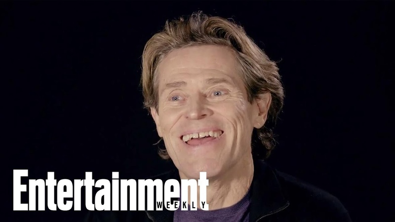 Willem Dafoe Saw The World Through Van Gogh's Eyes In 'At Eternity's Gate' | Entertainment Weekly