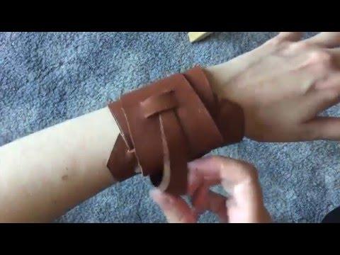 Rey TFA Cosplay Wristband