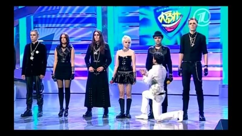 КВН Рижские готы 2011 1 4 Приветствие mp4