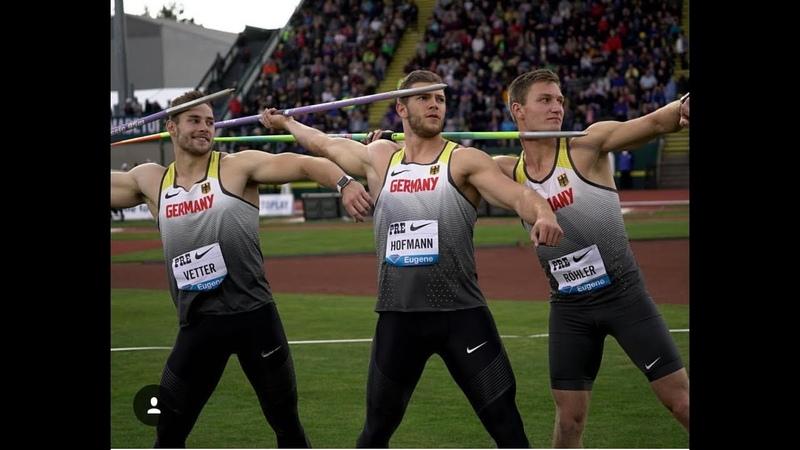 World's Best Javelin Throwers | Thomas Röhler, Johannes Vetter, Andreas Hofmann | Dominating 2018