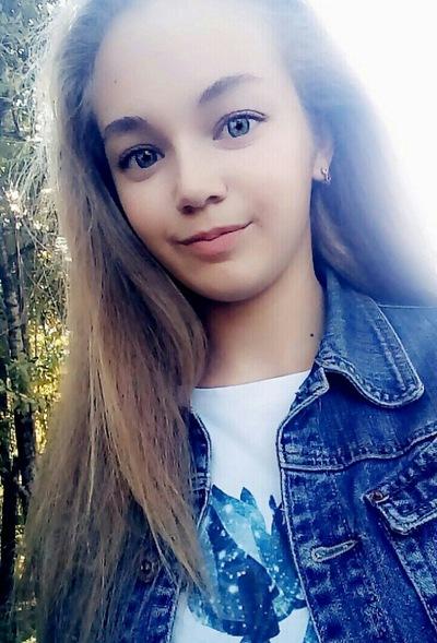 Анастасия Жиренок