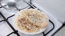 Сырные лепешки на кефире за 15 минут. Лепешки с творогом и укропом.
