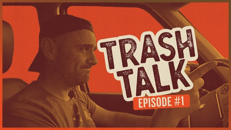 The CEO of a $150 Million Dollar Revenue Business Goes Garage Sailing | Trash Talk 1