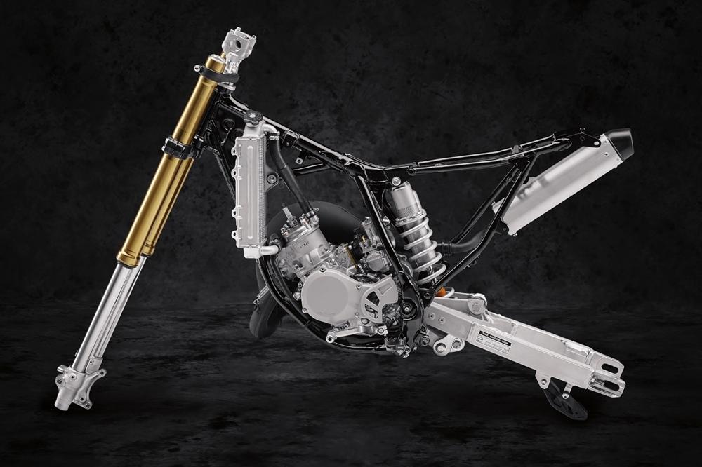 Миникроссбайк Yamaha YZ85 2019