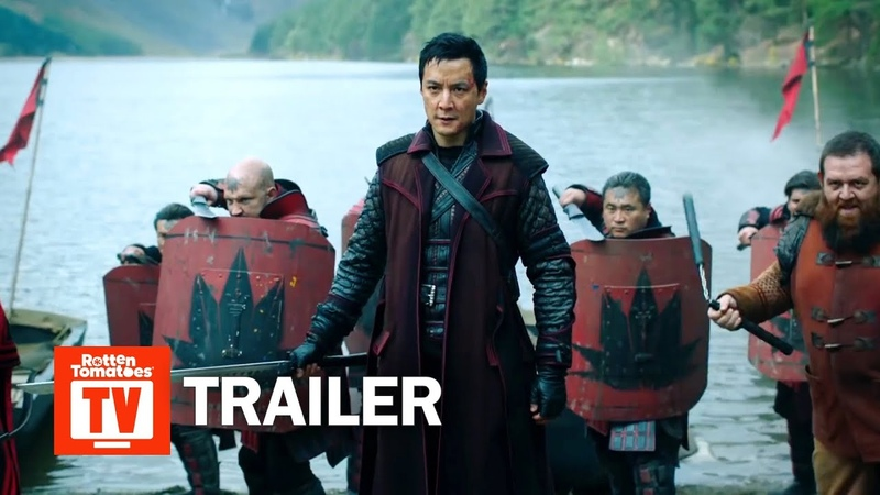 Into the Badlands S03E16 Series Finale Trailer | Seven Strike As One | Rotten Tomatoes TV