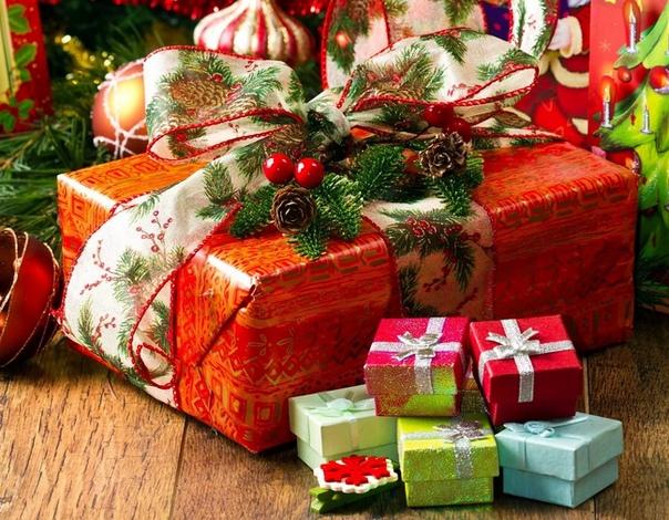 Наступает Новый год!  Если вы еще не успели определиться с подарком