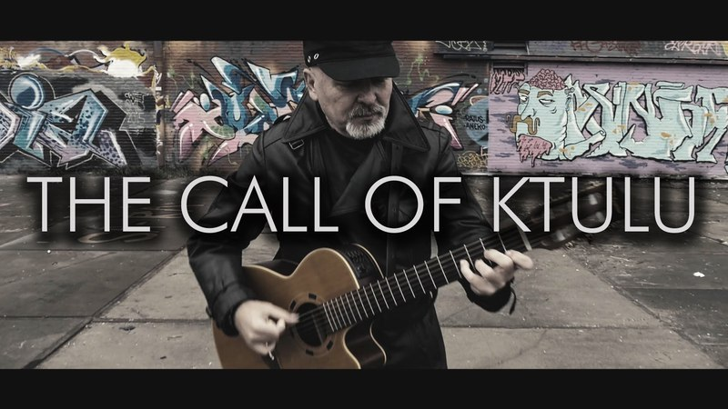 The Call of Ktulu - Metallica [OFFICIAL VIDEO] - Igor Presnyakov - fingerstyle guitar