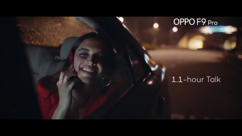 Дипика и Сидхарт Мальхотра в новой рекламе Oppo