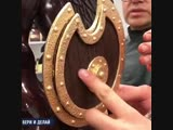 Из шоколада