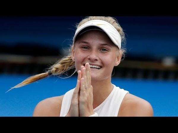 🇺🇦 18-ЛЕТНЯЯ ДАЯНА ЯСТРЕМСКАЯ ВЫИГРАЛА ТУРНИР WTA 🎾 HongKong2018 YastremskaZhang