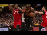 LeBron James Dominant Performance  Buzzer Beater vs Toronto