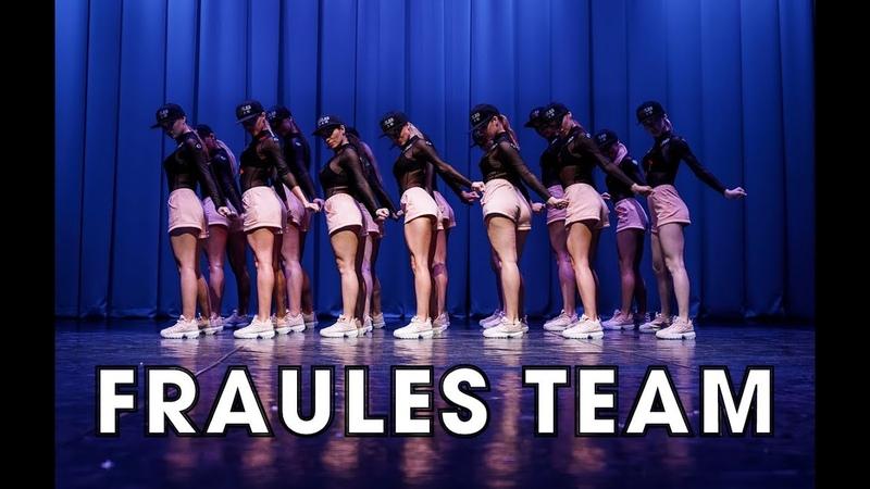 Fraules Dance Centre - Отчетный концерт - Fraules Team