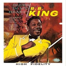 B.B. King альбом Blues In My Heart