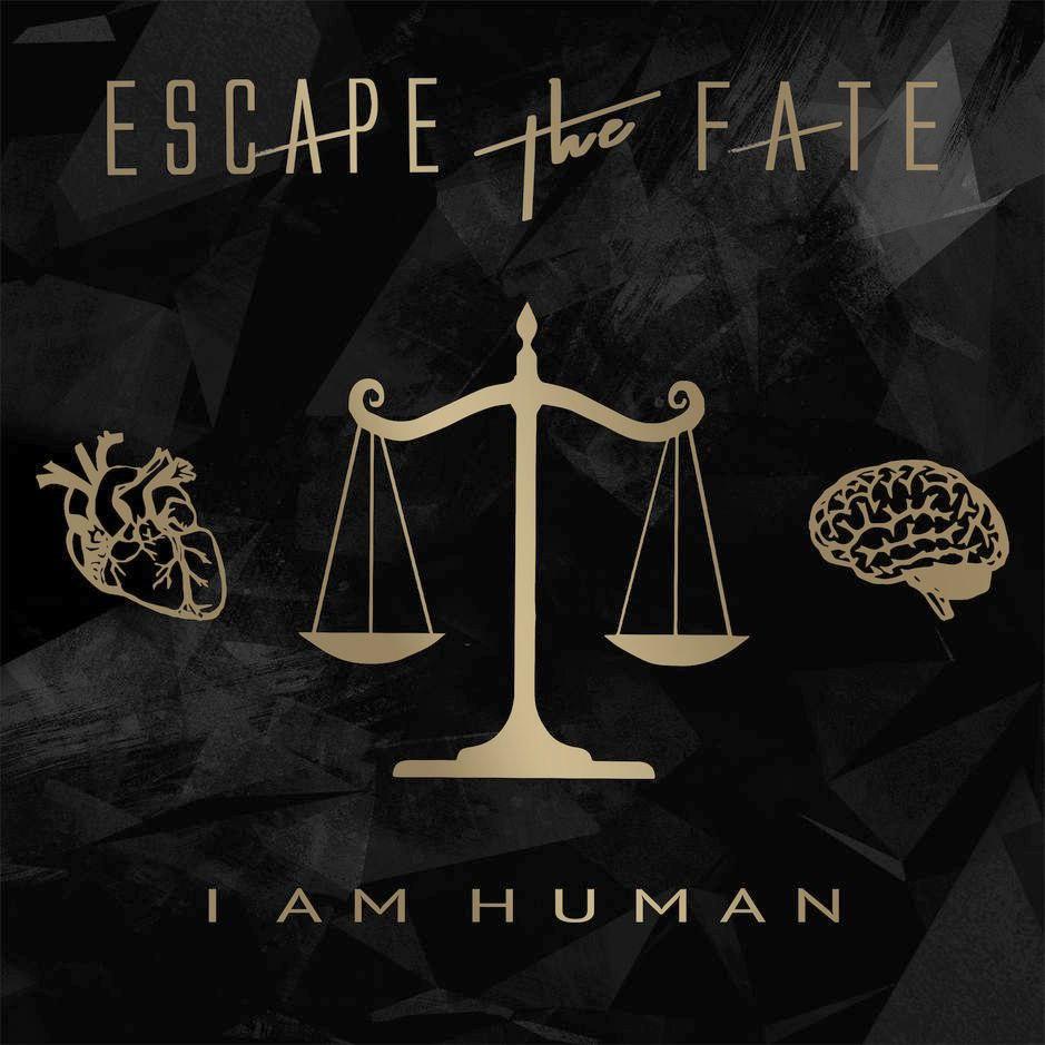 Escape The Fate — I Am Human (2018) » bestcoreportal ru