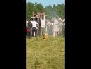 Добывание живого священного огня Купало в лето 7525 от СМЗХ 2018г