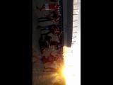 Футбольный гимн возле Ростов-арена Чм 2018