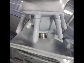 Model 3 paint applicator