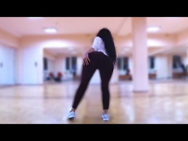 Танец   Ганвест - Никотин (Ровно тает дым - Мой белый никотин)