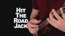Hit The Road Jack by Percy Mayfield Fingerstyle Ukulele