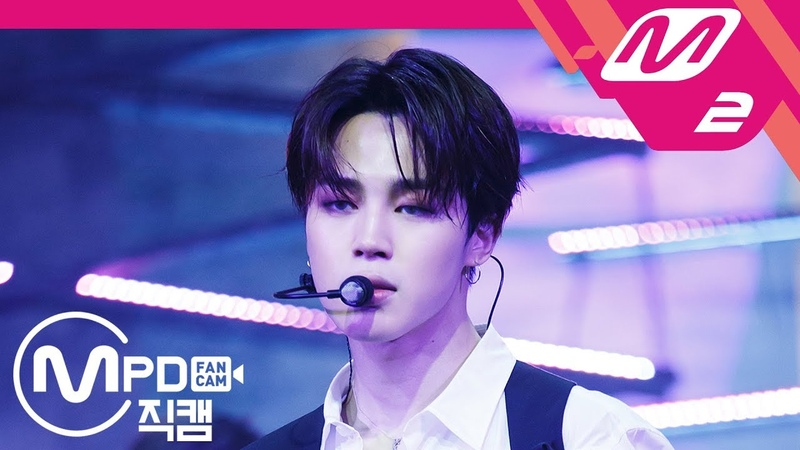 [MPD직캠] 방탄소년단 지민 직캠 4K FAKE LOVE (BTS JI MIN FanCam) | @MCOUNTDOWN_2018.5.31