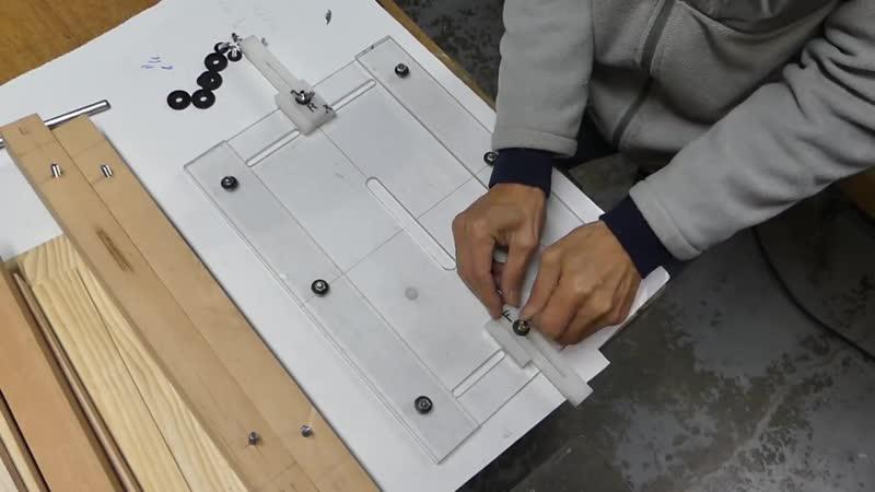 Как сделать идеальный зажимной джиг