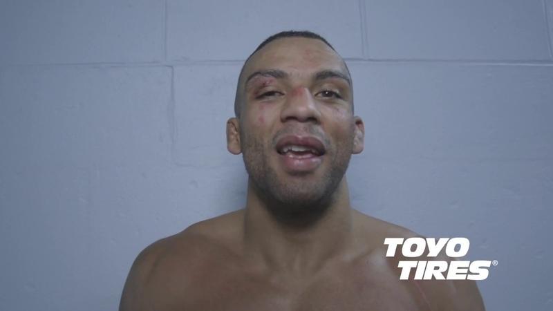 Fight Night Milwaukee: Эдсон Барбоза - Я перепробовал все чтобы финишировать этот бой