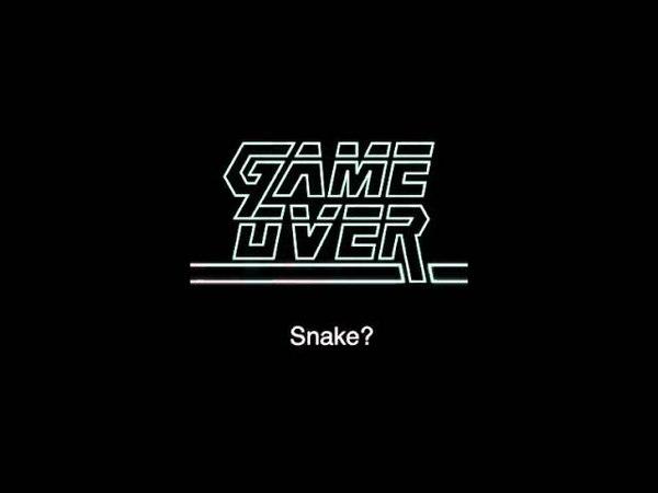 Snake ! What happened SNAKE ! Snaaaaaake !