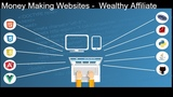 Earn Money Online No Scams - Wealthy Affiliate - Money Making Websites - 2018