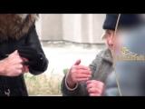 Подарки бездомным в Новый Год )