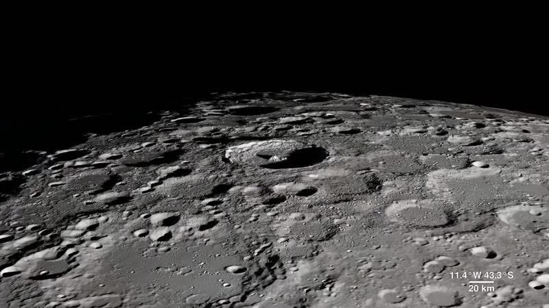 Кровавая Луна и Полнолуние потрясающие ... Но видели ли вы когда-нибудь такую Луну