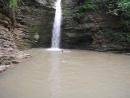 Купание в водопаде «Девичья коса»Адыгея