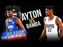 DeAndre Ayton vs Mo Bamba ROOKiES Duel 2018 07 09 Mo With 5 Blks Ayton With 17 13