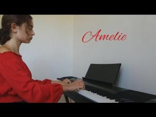 Yann Tiersen - Amelie. Piano cover. Красивая мелодия🎹