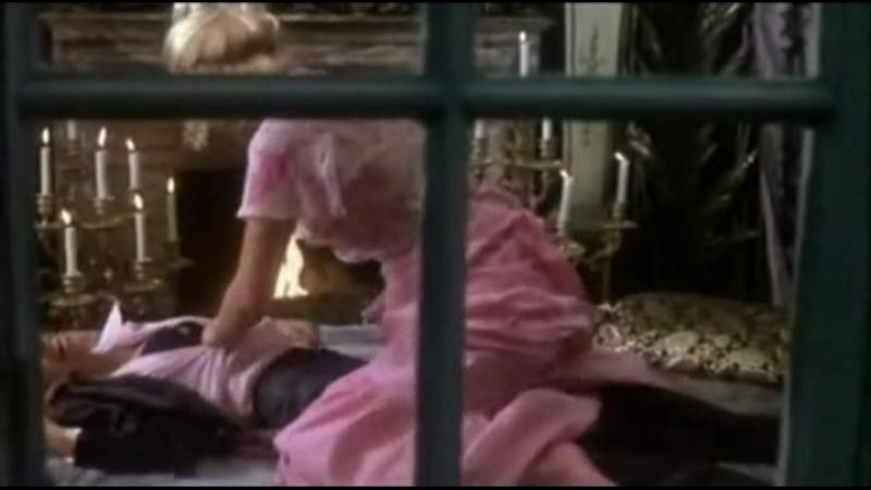 Couple spy two women having sex by the window
