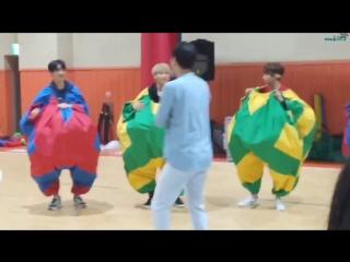 [FANCAM] 180916  <Autumn Sports Day with 100%> @ Hansung University Indoor Gymnasium