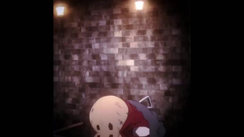 Eddie Mason | Satsuriku no Tenshi(Angel of Death) | vine