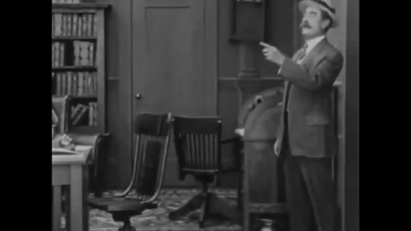 Mabel's Blunder / Ошибка Мэйбл (1914)