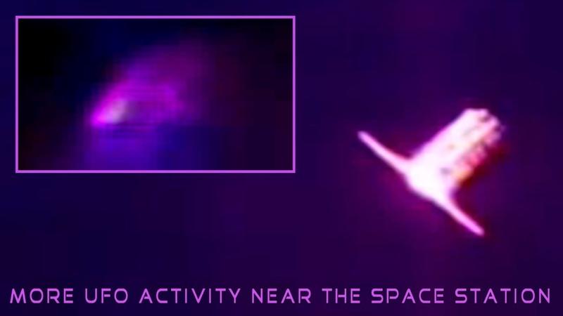 Multiple Objects Seen During NASA Ustream Of Satellite Retrieval On November 22nd.