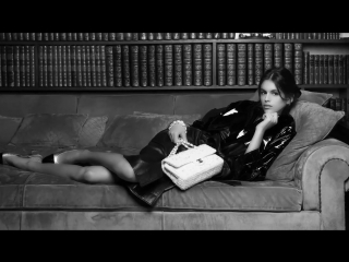 Kaia-gerber-fronts-her-first-chanel-campaign
