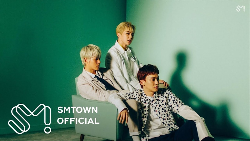 EXO-CBX (첸백시) 花요일 (Blooming Day) MV